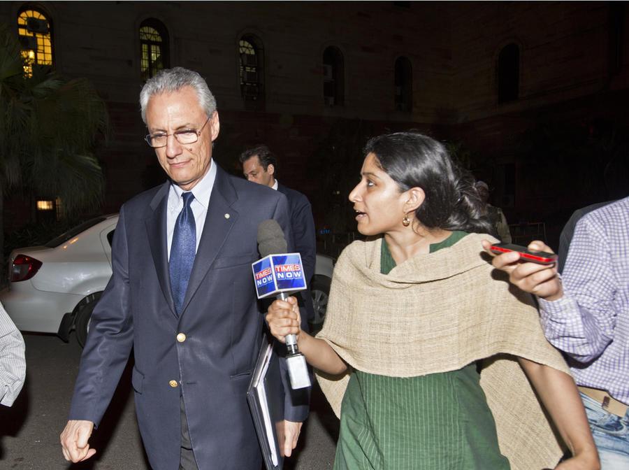 Итальянский посол стал «козлом отпущения» в Индии