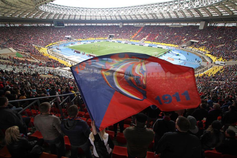 Стадион «Лужники» оказался не годен для ЧМ-2018