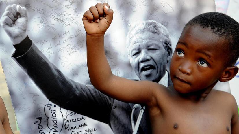 95-летие Нельсона Манделы  мир отпразднует с особым размахом