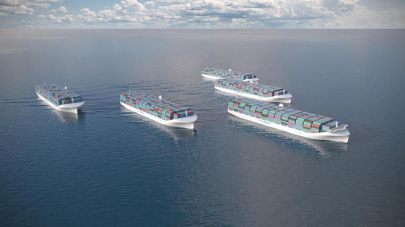 Rolls-Royce приступил к разработке кораблей-дронов