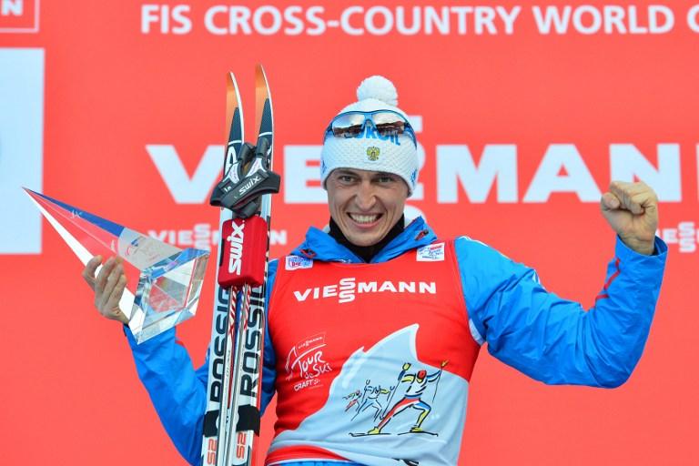 Александр Легков победил на лыжной многодневке «Тур де Ски»