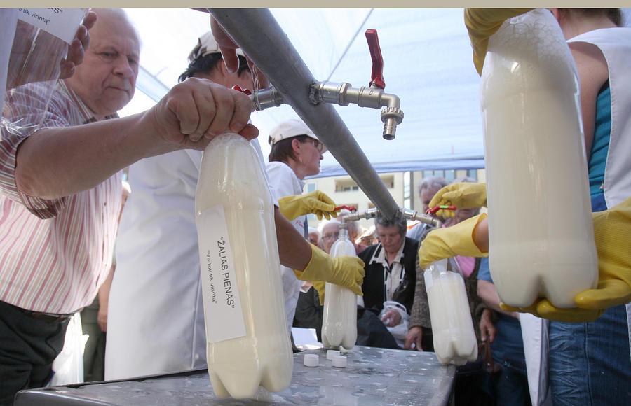 Россия запрещает ввоз рыбной и молочной продукции из Эстонии