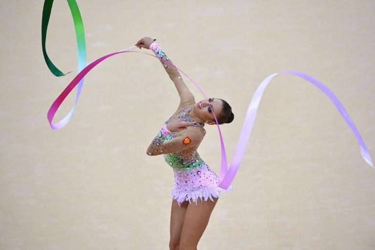 Гимнастка Евгения Канаева названа самой успешной спортсменкой России