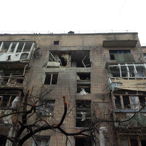 Власти ДНР обратились к ОБСЕ с просьбой расследовать факт ночного обстрела Донецка