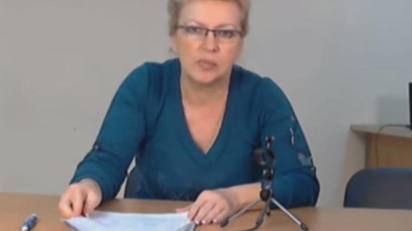 Глава организации «Матери Украины»: Мы будем требовать от власти прекратить войну