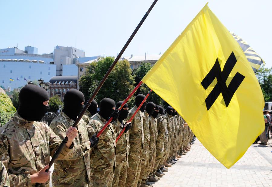 Эксперт: США пытаются создать на Украине фашистское государство для своих нужд