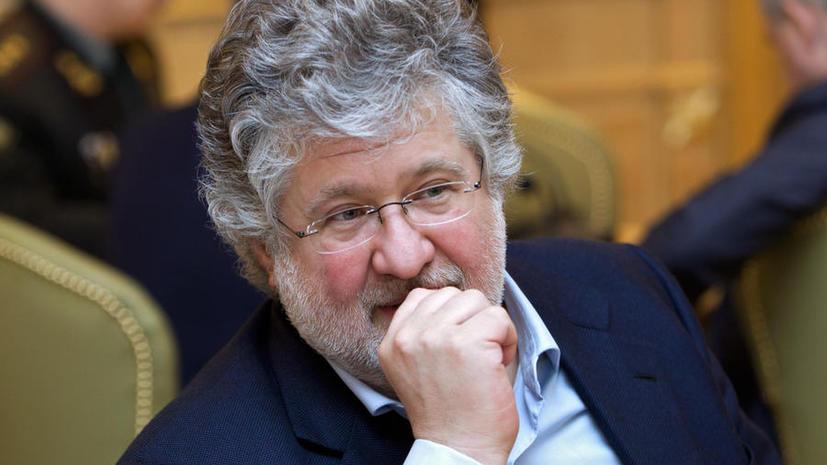 Депутат Верховной рады: Игорь Коломойский уехал в США
