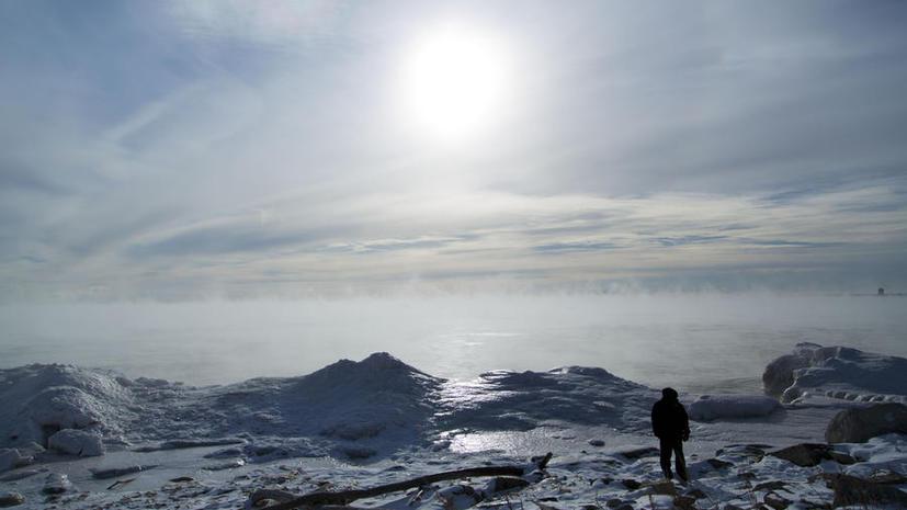 Число жертв аномального холода в США увеличилось до 21 человека