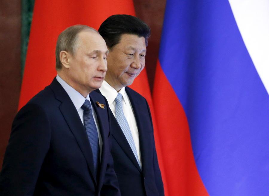 Американский обозреватель: Москва и Пекин поняли – либо ты вассал Вашингтона, либо война
