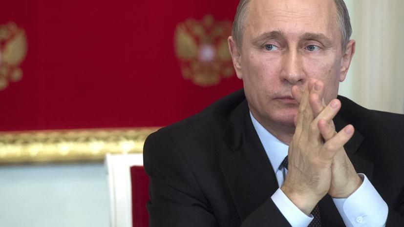 Владимира Путина попросили отменить антисанкции в отношении Греции