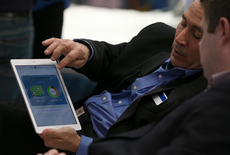 Правительство РФ перешло с Apple на Samsung