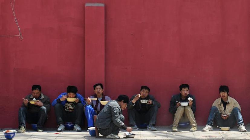 Исследование: более половины китайских мигрантов страдают от депрессии