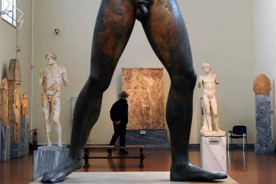 Германия расплатится с Грецией античной керамикой за оккупацию в годы войны