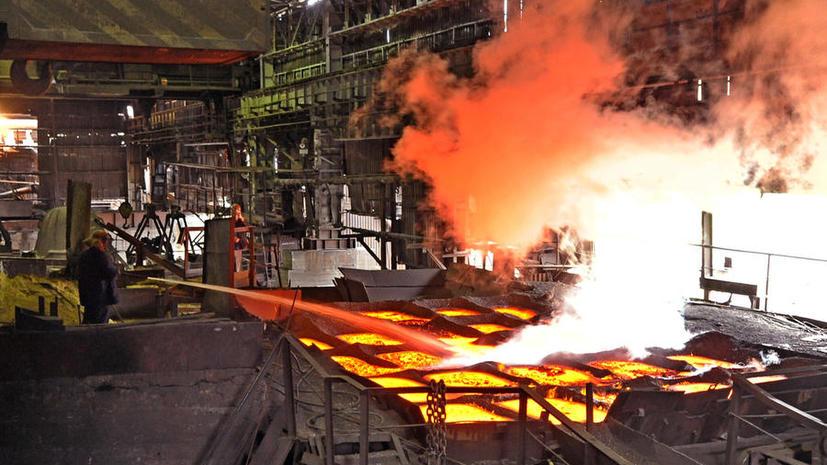 Российские заводы обвинили украинских металлургов в демпинге
