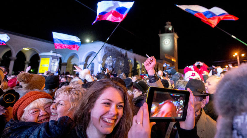ВЦИОМ: Большинство россиян уверены, что Россия является великой державой