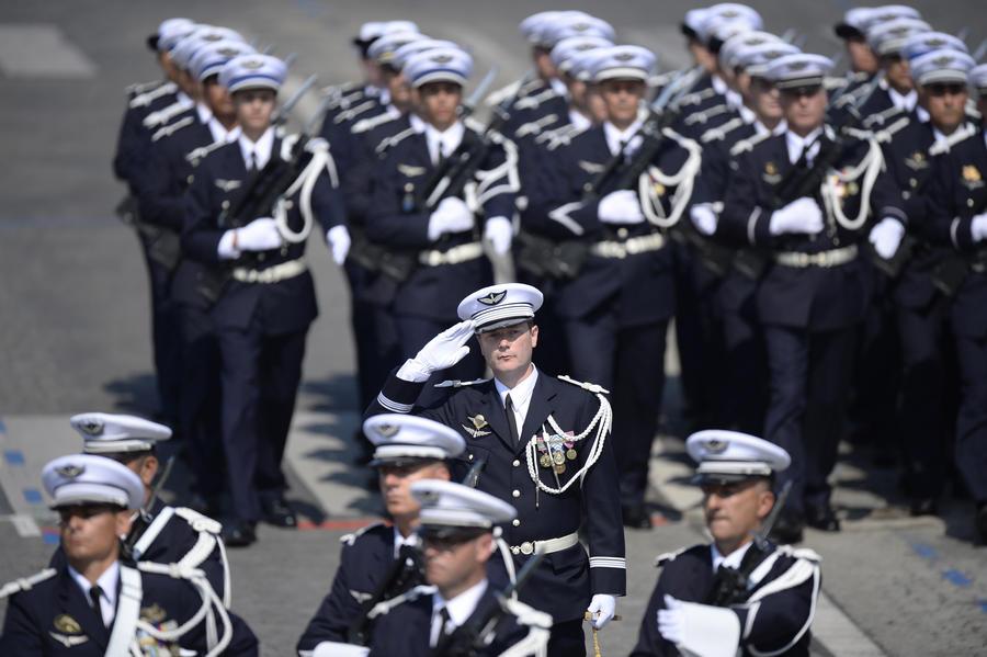 Франция сократит армию на 34 тыс. военнослужащих