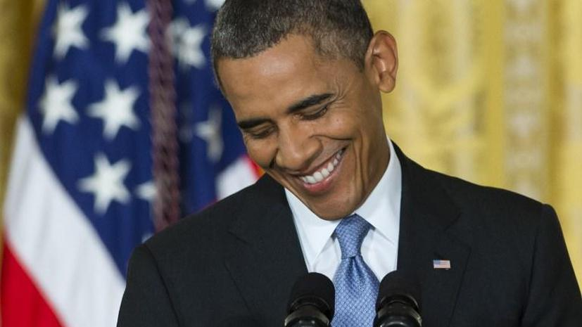 Барак Обама отрицает плохие отношения с Владимиром Путиным
