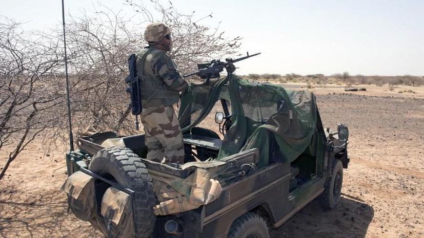 В рядах малийских повстанцев сражались французы