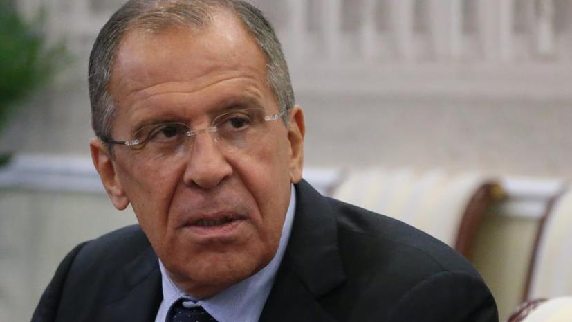 9 сентября Сергей Лавров проведёт в Москве переговоры с министром иностранных дел Сирии
