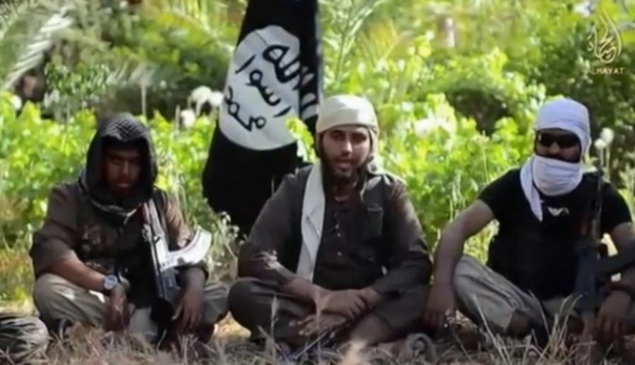 Ряды боевиков в Сирии и Ираке пополняют граждане Великобритании и Австралии