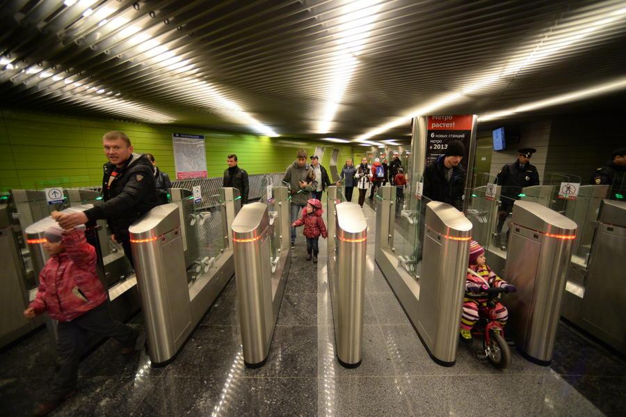 В столичной подземке установят ионизаторы воздуха