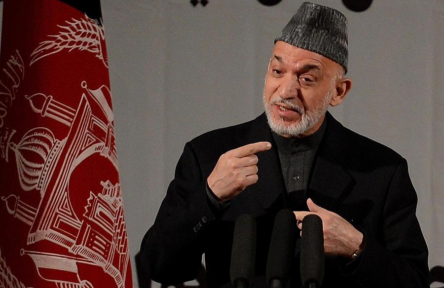Карзай пригласил «Талибан» поучаствовать в демократических афганских выборах