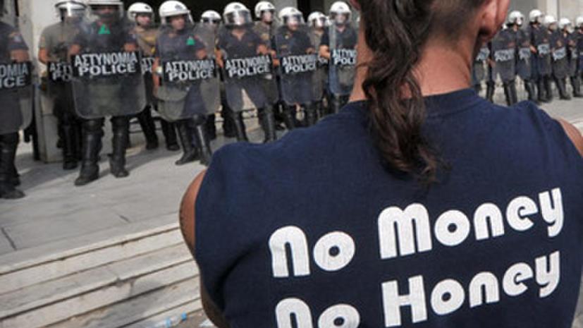 Греция может стать банкротом к ноябрю
