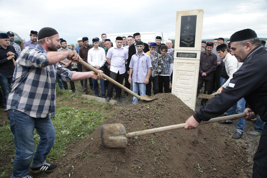 ФБР запретило публиковать результаты вскрытия Ибрагима Тодашева