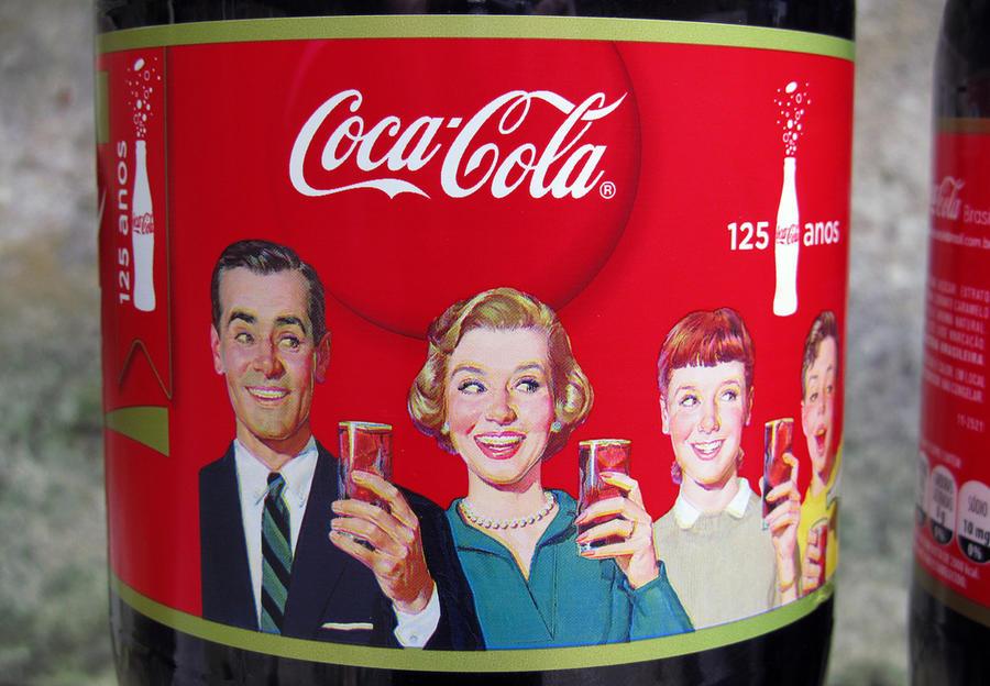 Кока-кола помогает шотландке не умереть от удушья