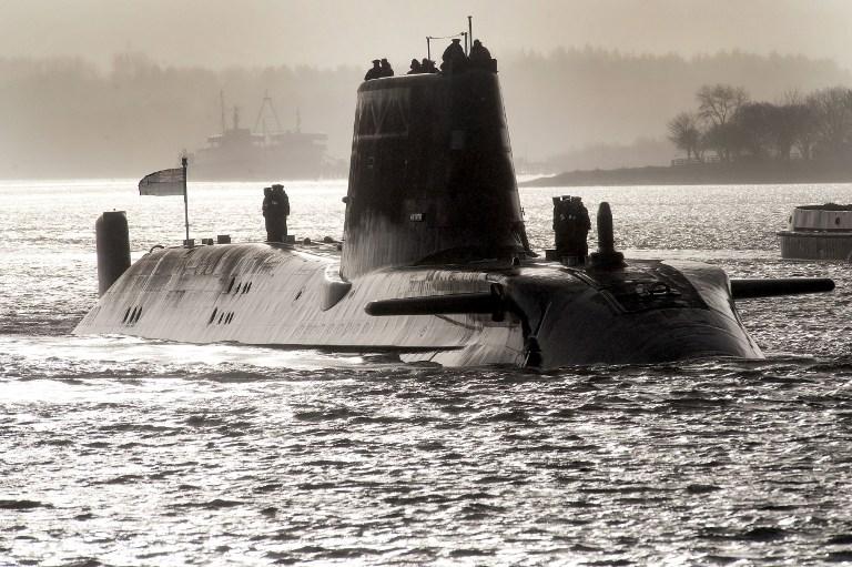 Британского моряка осудили на восемь лет за шпионаж в пользу «русских»
