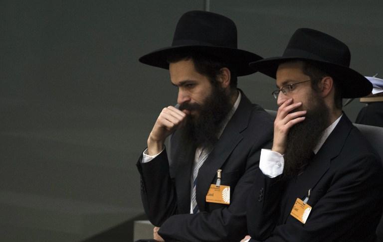 Израиль обвинил европейских евреев в недостаточной преданности