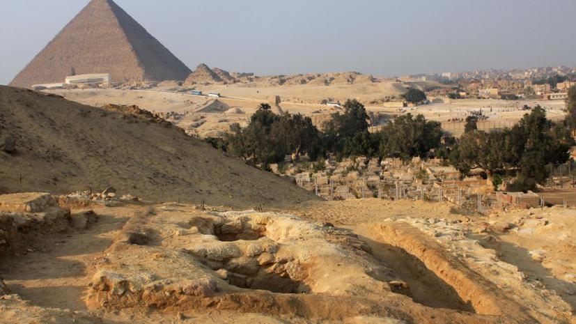 В Египте найдена гробница принцессы, жившей в 3 тысячелетии до н.э.