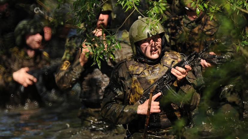 Минобороны построит «голливудские декорации» для тренировки военнослужащих