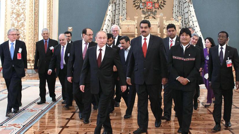 Владимир Путин: «Третий энергопакет» — абсолютно нецивилизованный способ общения с партнёрами
