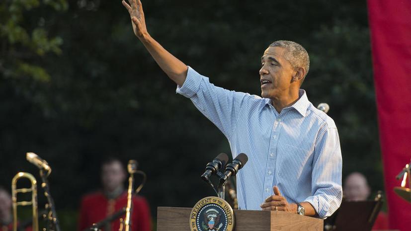 Опрос: американцы не одобряют антитеррористическую политику Обамы