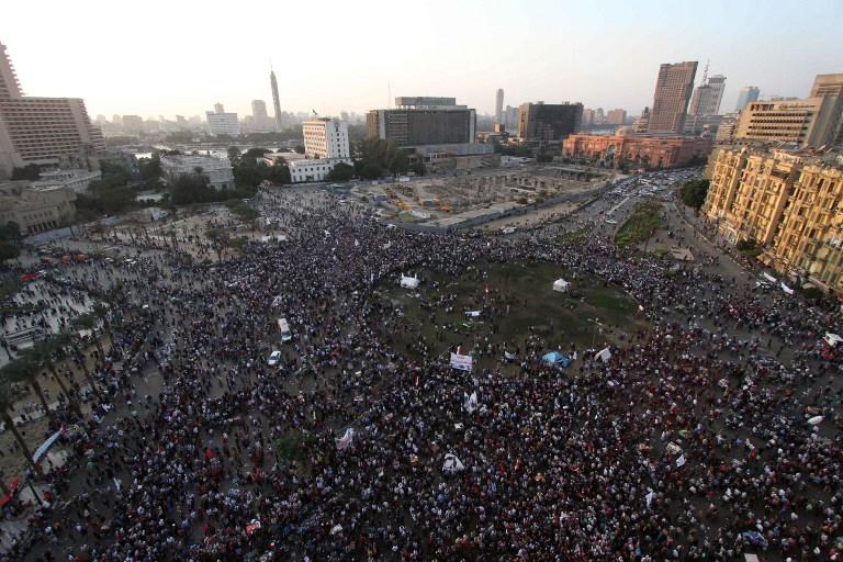 Сторонники Мурси отложили проведение «маршей миллионов»