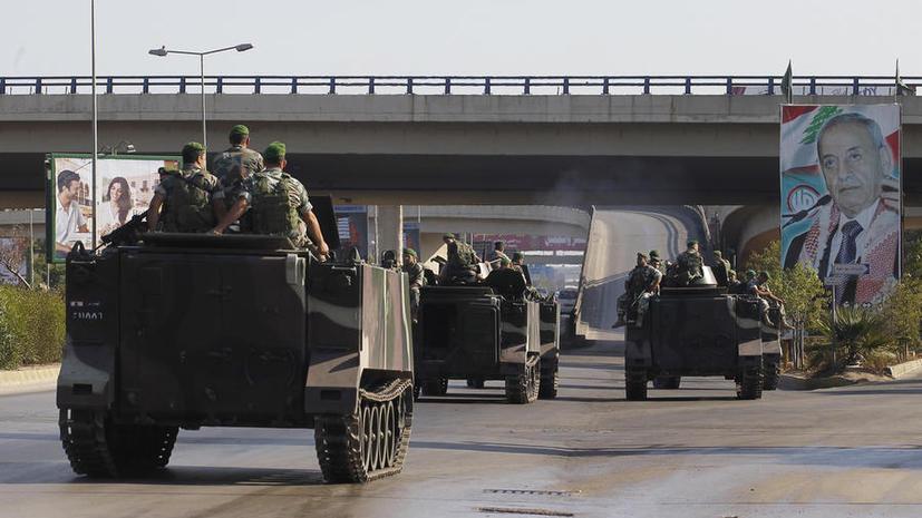 Турецкая армия подтягивает бронетехнику к границе с Сирией