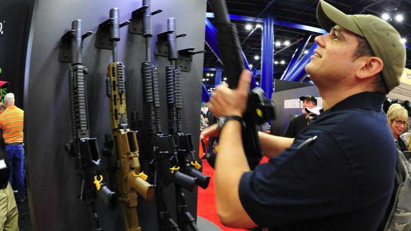 СМИ: В США начался ажиотажный спрос на оружейные глушители