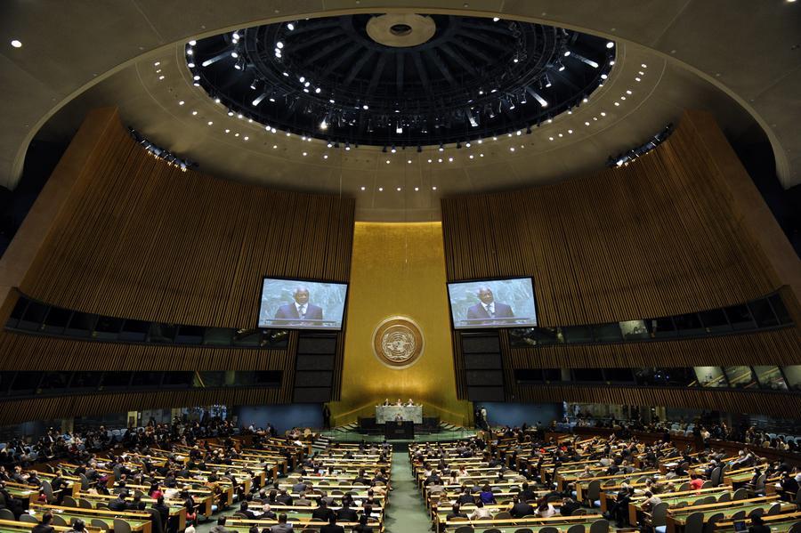 ООН выразила беспокойство ситуацией с правами русскоязычного населения на Украине