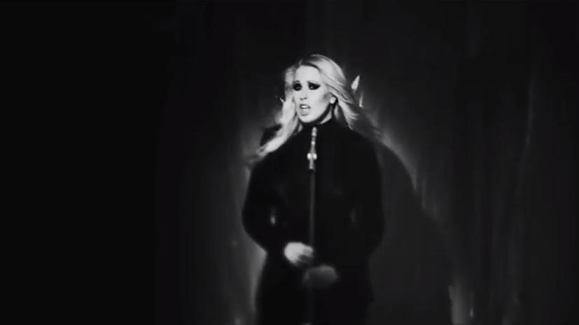 Евгения Васильева представила полную версию своего первого музыкального клипа