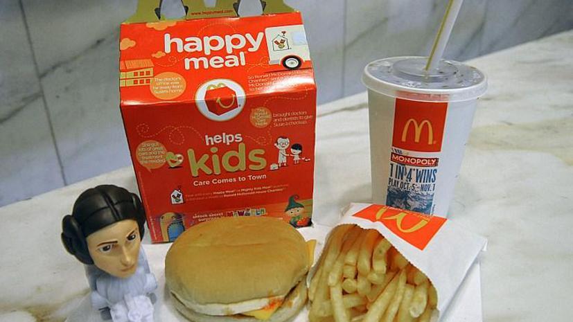 9-летняя американка прочла главе McDonald's лекцию о правильном питании