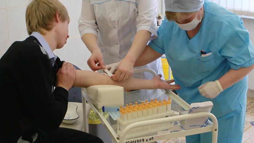 СМИ: Анализы на наркотики в российских школах могут стать принудительными