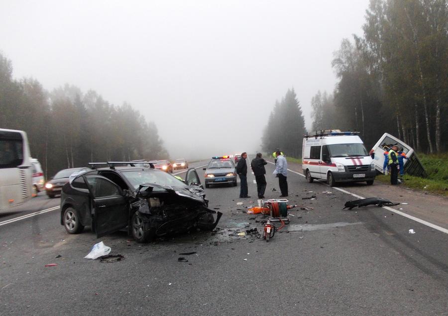 На безопасность российских дорог потратят $1 млрд