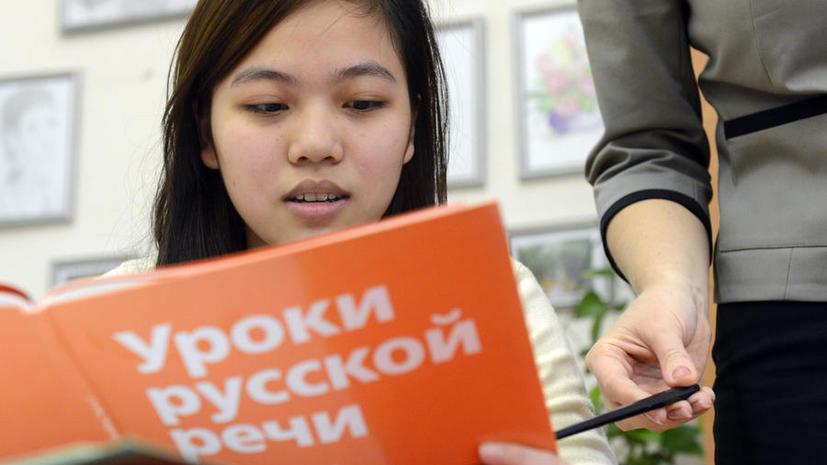Госдума рассмотрит законопроект о «неоправданном» использовании иностранных слов