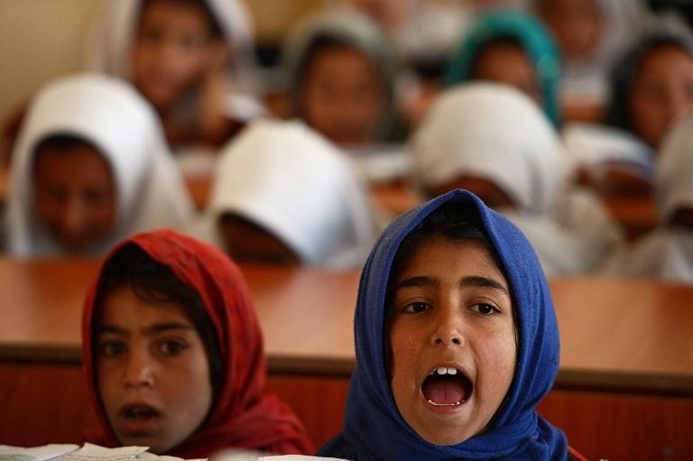 Женский лицей в Афганистане подвергся газовой атаке