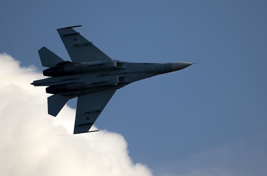 Китай закупит российские истребители Су-35 на $2 млрд
