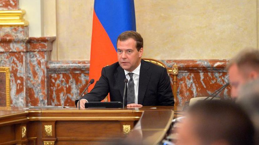 Дмитрий Медведев уличил киевские власти во лжи