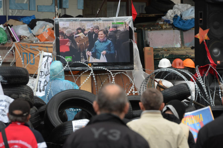 Норвежский историк: Вмешавшись в ситуацию на Украине, Европа и США создали монстра