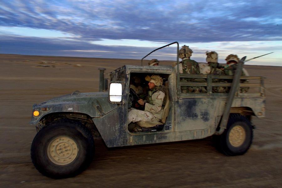 США направили 80 американских пехотинцев на спасение похищенных в Нигерии школьниц