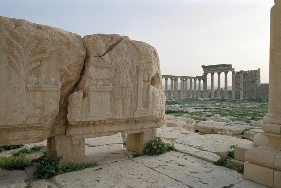 История как жертва войны: СМИ опубликовали список пострадавших памятников культуры в Сирии